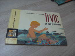 Dupuis Collection Carrousel 22 Irvic Et Les Poissons - Livres, BD, Revues