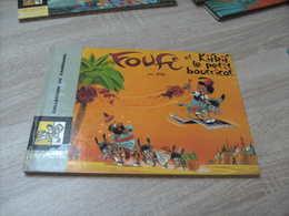 Dupuis Collection Carrousel 12 Foufi Et Kikif Le Petit Bourricot Kiko - Livres, BD, Revues