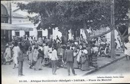 DAKAR   LE MARCHE              DDD - Senegal