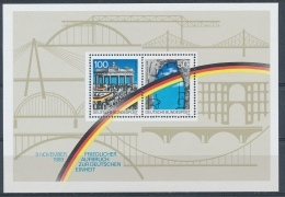 Duitsland/Germany/Allemagne/Deutschland 1990 Mi: Block 22 (PF/MNH/Neuf Sans Ch/**)(3259) - [7] West-Duitsland