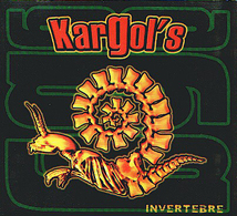 KARGOL'S - Invertébré - CD - SKA REGGAE PUNK - CRASH DISQUES - Reggae