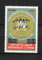 Irak: N°PA N°15** (2 Fils Avec Surcharge ????? ) - Irak