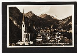 LKW494 POSTKARTE JAHR 1931 HEILIGENBLUT Mit GROSSGLOCKNER GEBRAUCHT SIEHE ABBILDUNG - Heiligenblut