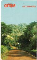 PHONECARDS-    -EQUATORIAL GUINEA-- 100 U GETESA  -UNICOM SOGEA CHIP SC7 - Equatorial Guinea