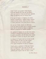 Lettre Autographiée De Pierre BARUZY  Adressée Au Colonel REMY - Autographes