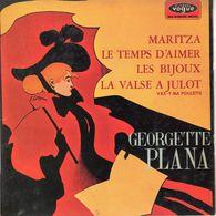 Disque 45 Tours GEORGETTE PLANA (BIEM 1968 Disque VOGUE) - 4 Titres - Children