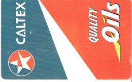PHONECARDS-    UGANDA-- PAYPHONE CARD  CALTEX OILS-- 50 UNITS - Uganda