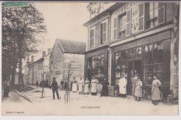 LOT DE 10 CPA DE FRANCE - 7 SONT ECRITES - 10 SCANS - - Postcards