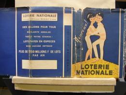 BuAut. 11. Couverture De Livre. Loterie Nationale - Other