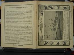 BuAut. 9. Couverture De Cahier. Aviation N° 17. Transport Colombophiles Par Avion. Pigeons - Other