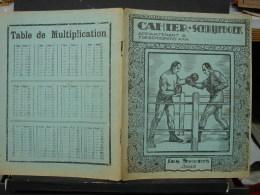BuAut. 7. Couverture De Cahier. Les Sports. Boxe - Other