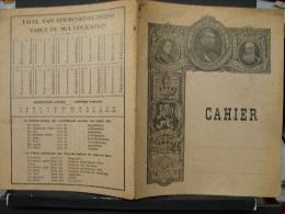 BuAut. 6. Couverture De Cahier. Des Rois Belges - Other