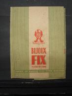BuAut. 2. Couverture De Livre. Bijoux FIX - Other