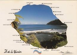 CPM DOUBLE ÎLE DE LA RÉUNION /1 - La Réunion