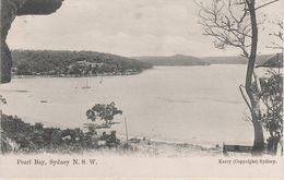 AK Sydney City Suburbs Pearl Bay A The Spit Mosman Clontarf Seaforth New South Wales NSW Australia Australien Australie - Sydney