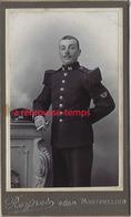 CDV Soldat 96e Régiment-photo Reynes à Montpellier-bel état - Krieg, Militär