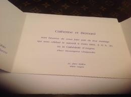Carte De Visite Thiais Angers La Seyne Sur Mer - Visiting Cards