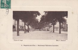 CPA Bagnols-sur-Cèze - Boulevard Théodore-Lacombes - 1911  (33223) - Bagnols-sur-Cèze