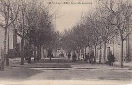 CPA Bagnols-sur-Cèze - Boulevard Lacourbe - Ca. 1905 (33224) - Bagnols-sur-Cèze