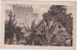 Maroc  Oudja  Le Jardin Public - Other