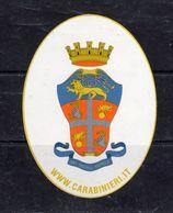 CARABINIERI - Nei Secoli Fedele - - Stickers