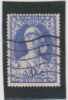 BELGIQUE   1931  Y.T. N° 326  à  332  Incomplet  Oblitéré  331 - Belgique