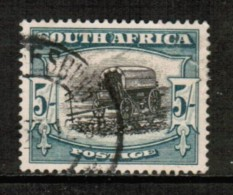 SOUTH AFRICA  Scott # 31a USED---REPAIRED - Zuid-Afrika (...-1961)
