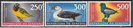 Leco - Sénégal** Mi 381/3 MNH Neufs - Oiseaux - Collections, Lots & Series