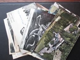 LOT 24 CP BELGIQUE (V1716) NADRIN (LE HéROU) (2 Vues) Hotel Les 5 Ourthes, Du Point De Vue, Belvédère, Etc - Hamoir