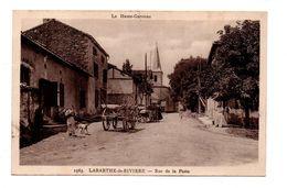 31 - LABARTHE-DE-RIVIERE . RUE DE LA POSTE - Réf. N°7142 - - France