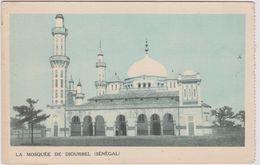 Senegal La Mosquee De Diourbel - Senegal