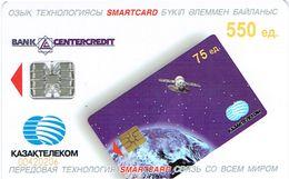 PHONECARDS--RUSSIA- KAZAKHSTAN--550 - Russia