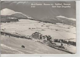 BOLZANO - RIO DI PUSTERIA - MARANZA - HOTEL HOFER BERGGASTHOF .........A7 - Bolzano