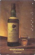 Télécarte Japon / 110-011 - ALCOOL - WHISKY - USQUAEBACH - ALCOHOL Japan Phonecard - ALKOHOL Telefonkarte - 959 - Levensmiddelen