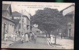 DAKAR       DD D - Senegal