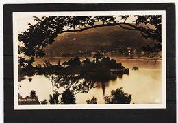 LKW512 POSTKARTE JAHR 1937 MARIA WÖRTH Am WÖRTHERSEE GEBRAUCHT SIEHE ABBILDUNG - Ansichtskarten