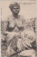 Senegal Afrique Occidentale Femme Fanti - Senegal
