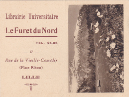 Calendrier De Poche 1939 - Calendars