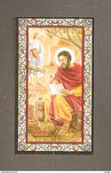 SAN MATTEO -  F.lli Bonella - SANTINO CORNICE ORO CON PREGHIERA DEL FINANZIERE - Devotion Images