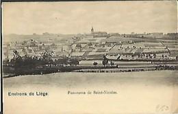 LIEGE - Panorama De Saint Nicolas - Luik