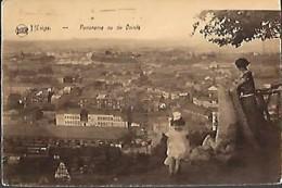 LIEGE - Panorama Vu De Cointe - Liege