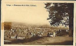 LIEGE - Panorama  De  La Ville (Cointe) - Luik