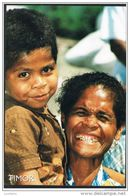 East TIMOR - Mãe Timorense - Dili ( 2 Scans) - Timor Oriental