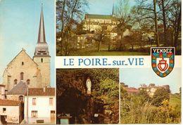 LE POIRE-sur-VIE (85) MULTIVUES - Poiré-sur-Vie