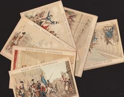 °°°°°  15 CHROMOS  BONS POINTS  .. HISTOIRE     °°°°° /////  REF  FEV. 18  //// - Trade Cards