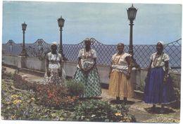 BRASILE - BRASIL - 1969 - 0055 Ema Red Cancel + Flamme Flag - Salvador De Bahia - Bahianas Com Seus Trajes Tipicos - Via - Salvador De Bahia