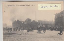 BORDEAUX - L'Incendie De Bacalan  PRIX FIXE - Bordeaux