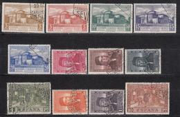 1930 ,  CORREO AÉREO EDIFIL Nº 531 / 546  , DESCUBRIMIENTO DE AMÉRICA - 1889-1931 Kingdom: Alphonse XIII