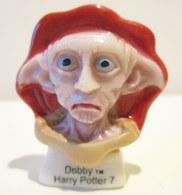 Fève Brillante Buste De Dobby Dans Harry Potter 7 - Characters