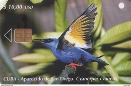 TARJETA TELEFONICA DE CUBA (APARECIDO DE SAN DIEGO) (319) - Cuba